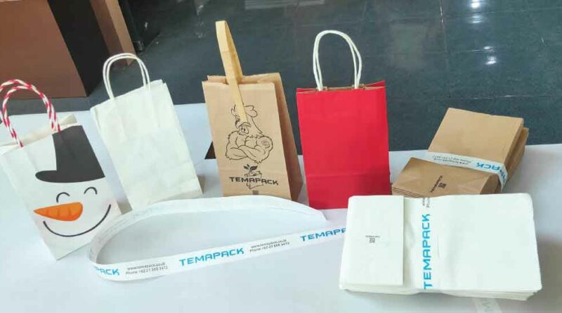 paper bag dan goodie bag