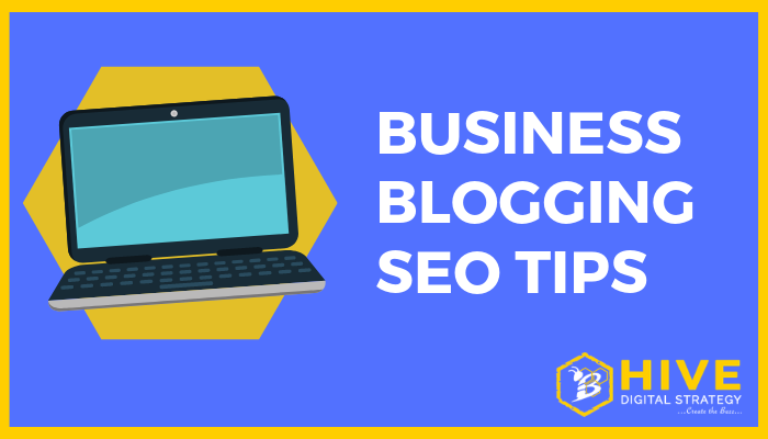 Biz Blogging SEO Tips